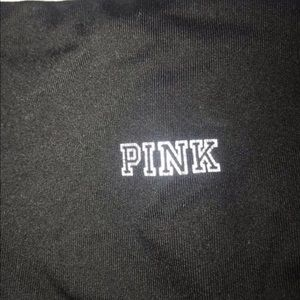 victoria's secret pink leggings